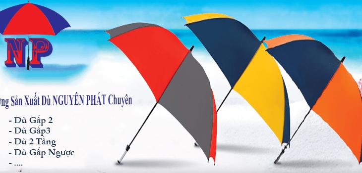 Công ty sản xuất ô dù cầm tay