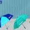 Cung cấp ô dù cầm tay in logo quảng cáo