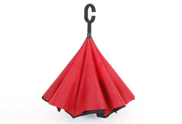 Thiết kế ô dù gấp ngược độc đáo