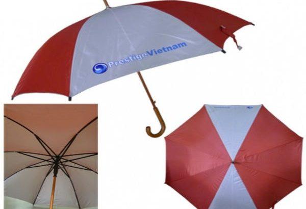 Chi tiết về ô dù cầm tay làm quảng cáo