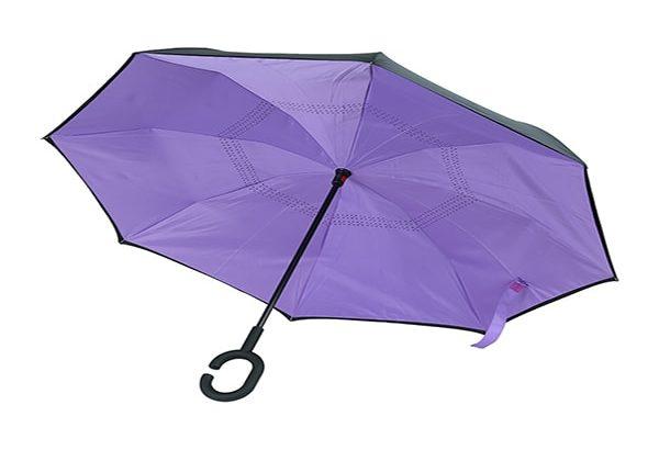 Tại sao nên dùng ô dù gấp ngược trong cuộc sống ?